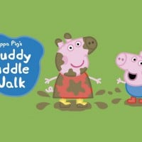 Jump in Muddy Puddles To Raise Funds For Kids With Peppa Pig's Muddy Puddle Walk