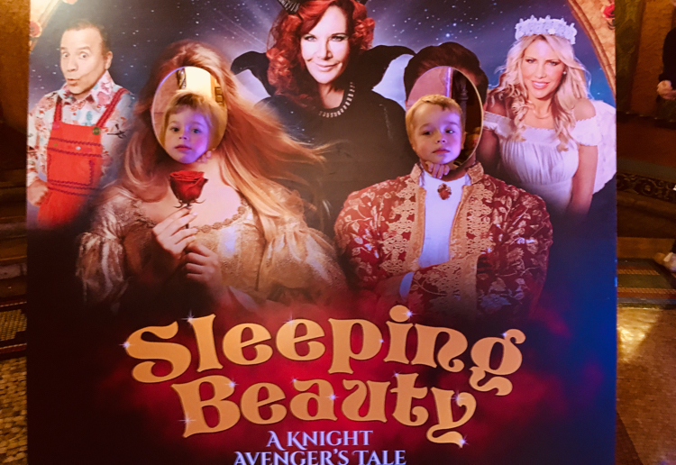 The Magical Sleeping Beauty: A Knight Avenger's Tale Is A Pantomime NOT To Be Missed