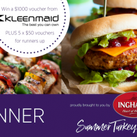 WIN A $1000 Kleenmaid Voucher or 1 of 5 x $50 Vouchers!