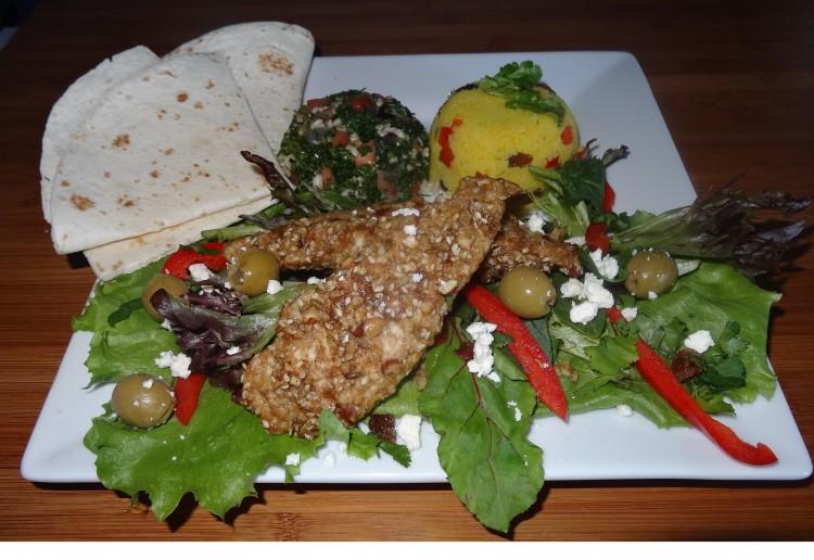 Dukkah Chicken