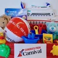 Are You Expecting a Baby Any Minute Now? You Could Win Yourself a Carnival Cruise