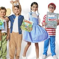 Book Week Dress-Ups That Won't Break The Bank