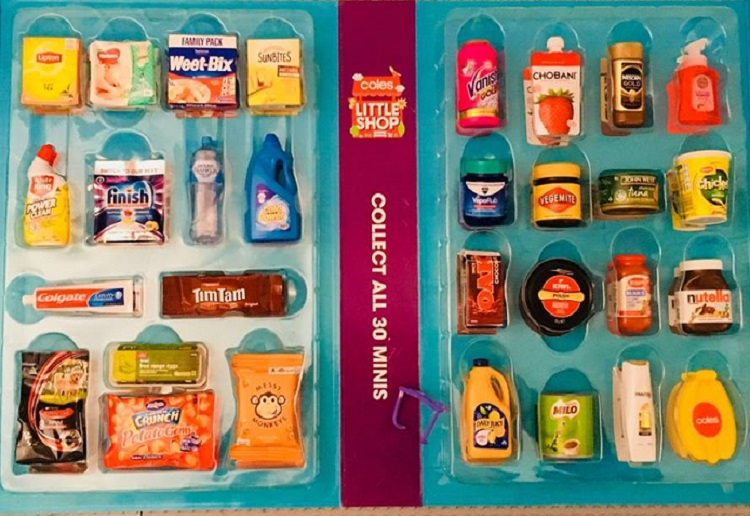 Coles Little Shop Named Among the Worst Campaigns Aimed at Children