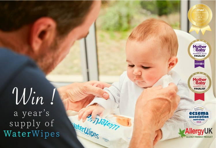 mom329351 reviewed Win A Year's Supply Of WaterWipes