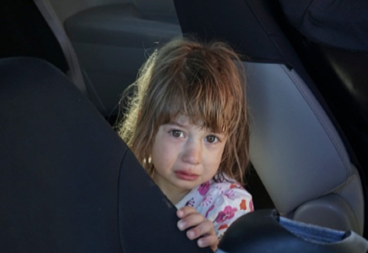 Six Year Old Girl Strangles Baby Brother in Car While Dad Shopped