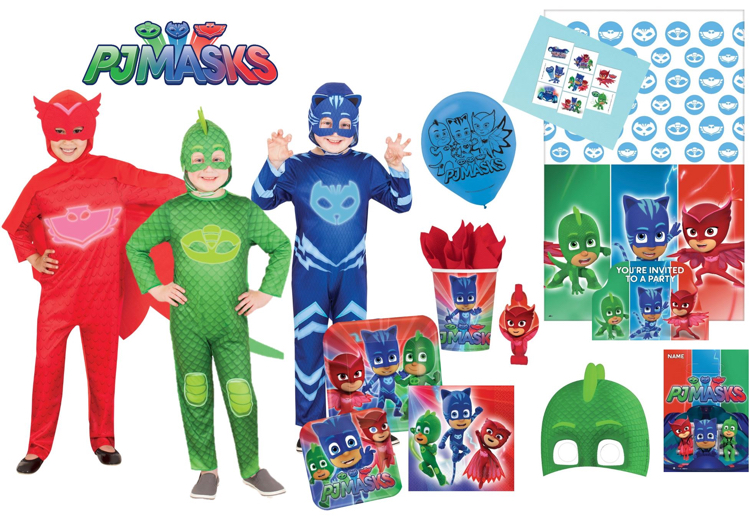 mom267529 reviewed Giveaway: PJ Masks Are Gearing Up With Super-Cat-Speed For Halloween