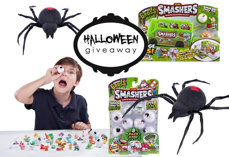 The Spooktacular ZURU Toys Halloween Giveaway