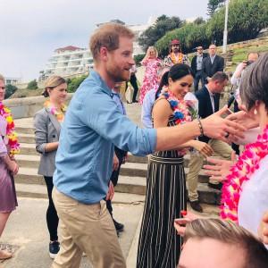royal handshake