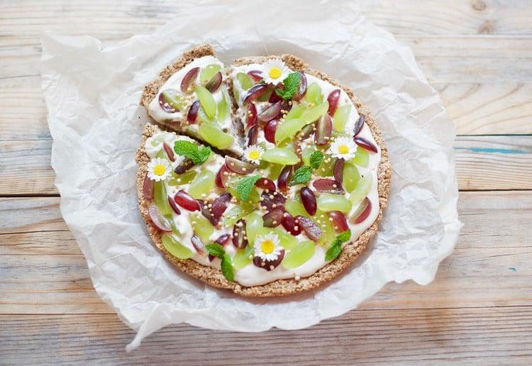 kjgarner reviewed Wholesome Child's Breakfast Granola Pizza