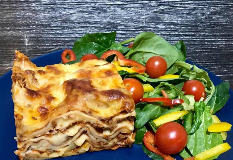 Tasty Cheesy Lasagna