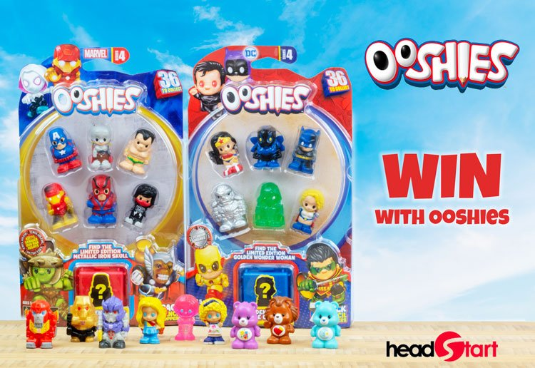 mom267602 reviewed WIN Ooshies Prize Pack- Top Your Pencils With Your Favourite Characters