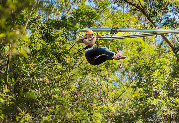 Are You Brave Enough To Try The World's Fastest Zip Line?