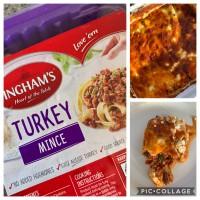 Healthy Turkey Lasagna