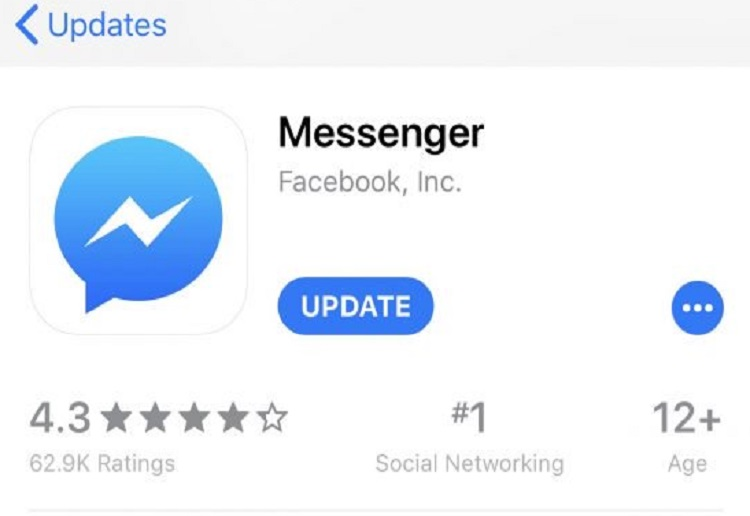 ashna9 reviewed PHEW! You Can Soon 'Unsend' Messages on Facebook Chat