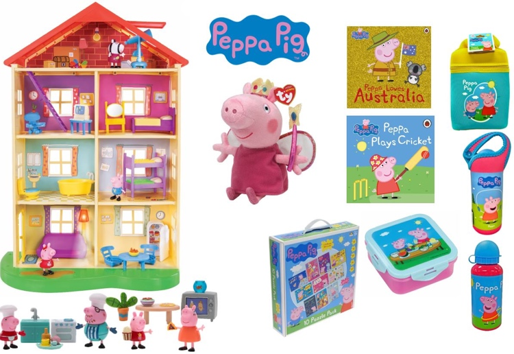 Win The Ultimate Peppa Pig Prize Pack This Christmas