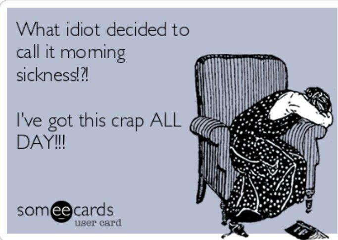 morning sickness 1