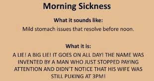 morning sickness 4