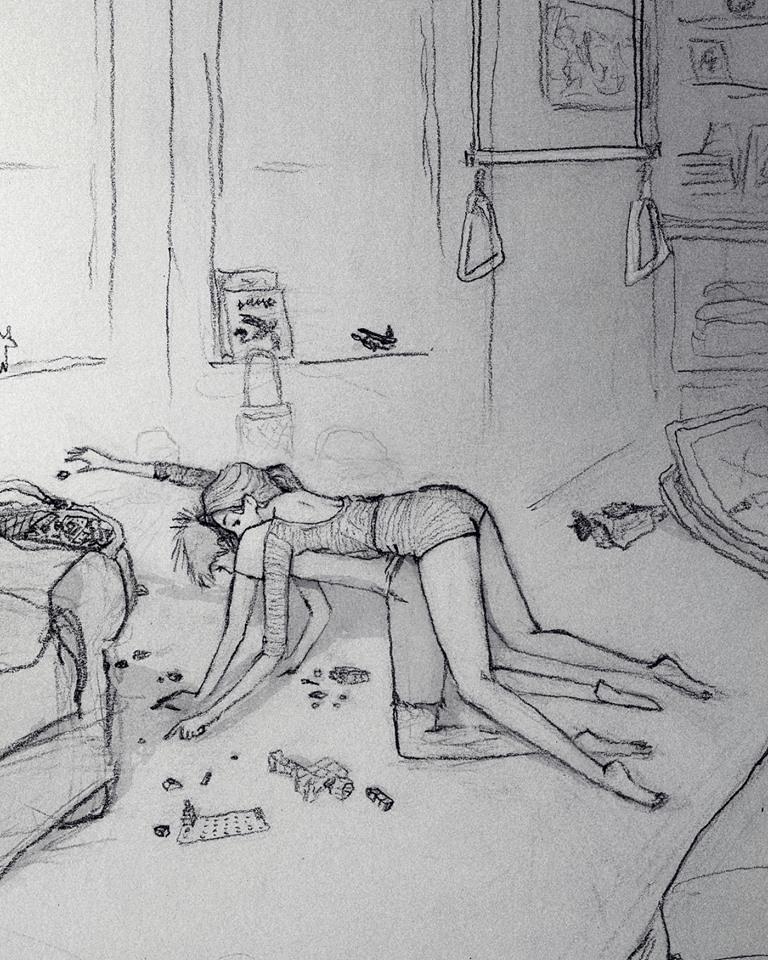 Curtis Drawing 7
