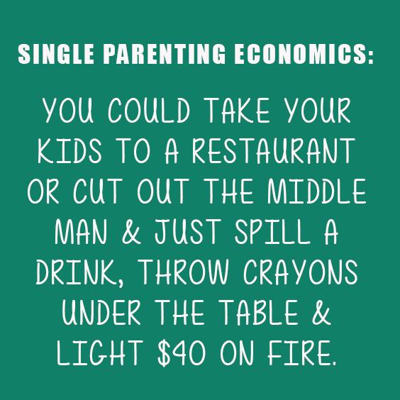 Single parent 1