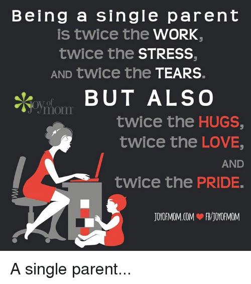 Single parent 5