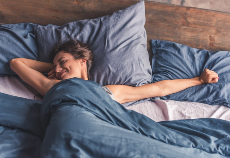 Stress-Related Sleeplessness: 