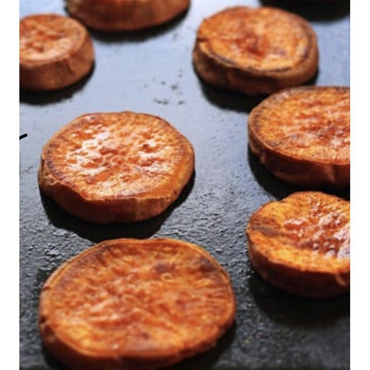 Fried Sweet Potatoes