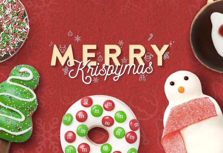mom318672 reviewed Win A Box Of Krispy Kreme Doughnuts To Celebrate Krispymas