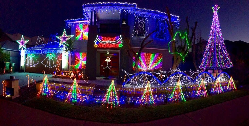 perth lights