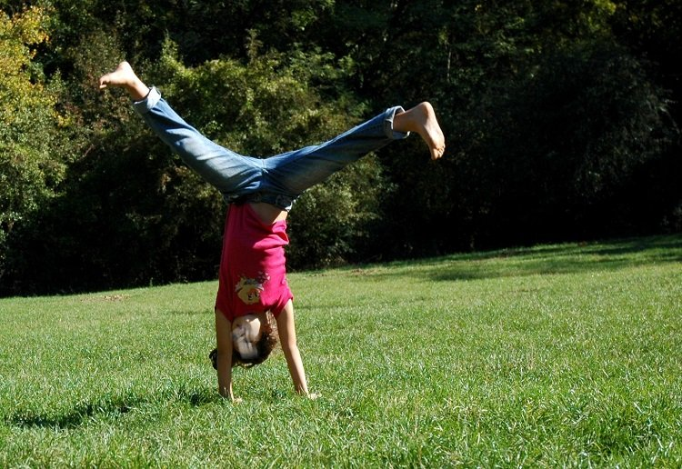 Young Girl Left Paralysed After Cartwheel