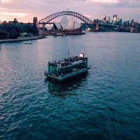 If You LOVE Boats and LOVE Movies Then You Will LOVE This Floating Cinema!