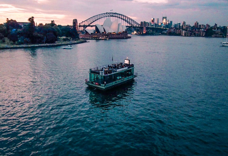 MrsA reviewed If You LOVE Boats and LOVE Movies Then You Will LOVE This Floating Cinema!