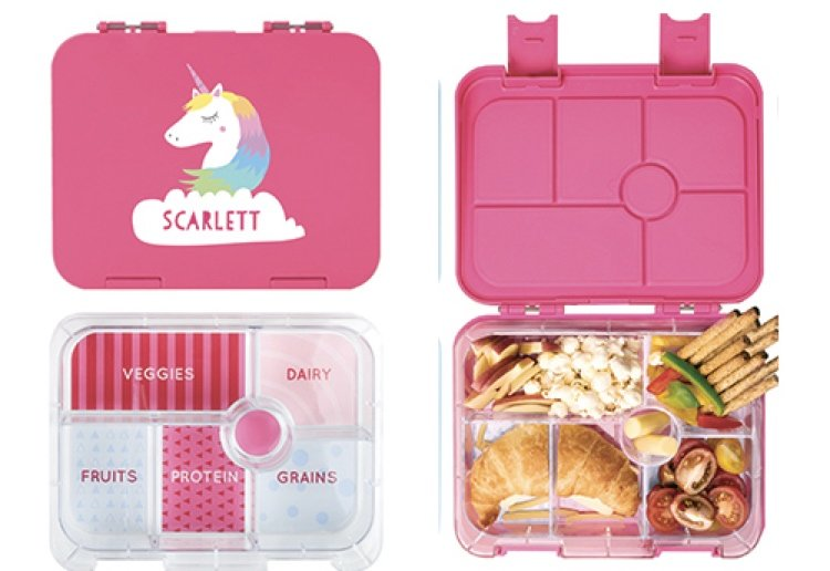 mom119776 reviewed WIN 1 of 8 Stuck On You 3-Piece Bento Boxes For Back To School