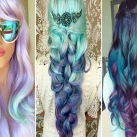 Mermaid Hair Is Here And It's Totally Magical