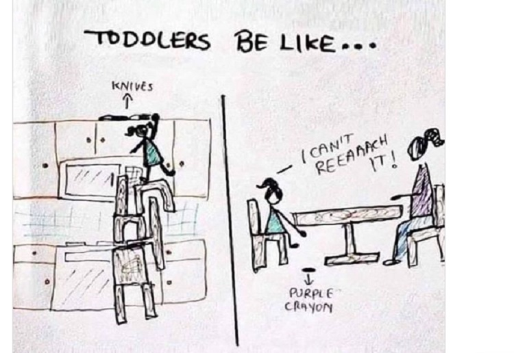 Toddler Memes That Will Make You Cry With Laughter (Or Despair)