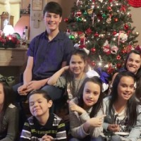 Seven Siblings Adopted For Christmas