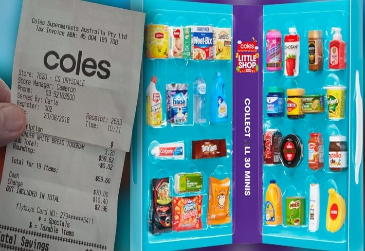 tessie reviewed Coles Little Shop 'Back To School' Is Here
