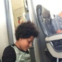 Family Who Paid For Non-Existent Seats Forced To Sit On Plane Floor