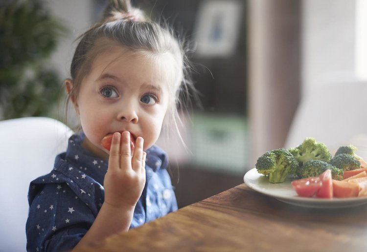 mom160421 reviewed Should Kids Finish Everything on Their Plate