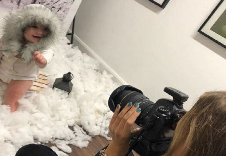 Mum Admits She Airbrushes Her Baby's Instagram Photos to Perfection
