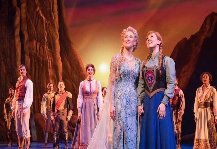 We Just Can't 'Let It Go'… Frozen The Musical Is Officially Coming To Sydney!