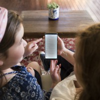 Five Top Tips To Keep Kids Safe When Using Their Smartphone Or Internet