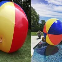 Terrorise Other Beachgoers With This Giant Beach Ball!