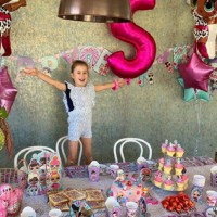 Do you Think Bec Judd's Daughter's Birthday Party Was