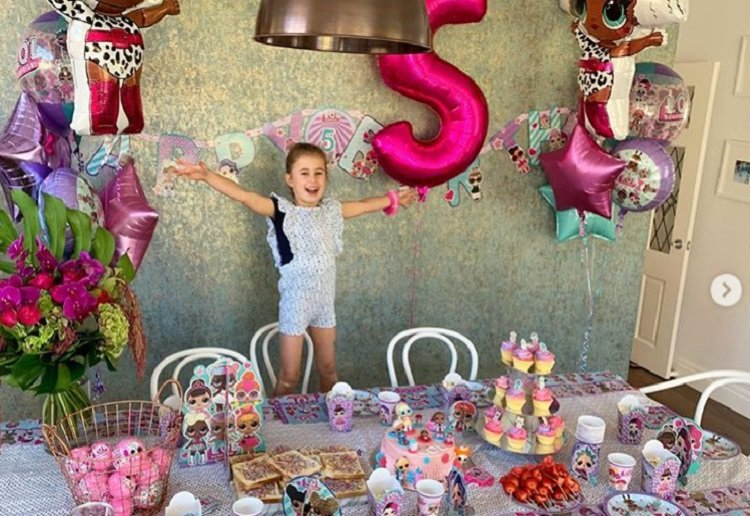 """sunflower reviewed Do you Think Bec Judd's Daughter's Birthday Party Was """"Excessive"""""""