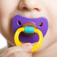 Mum Struggles To Get Eight Year Old To Give Up His Dummy