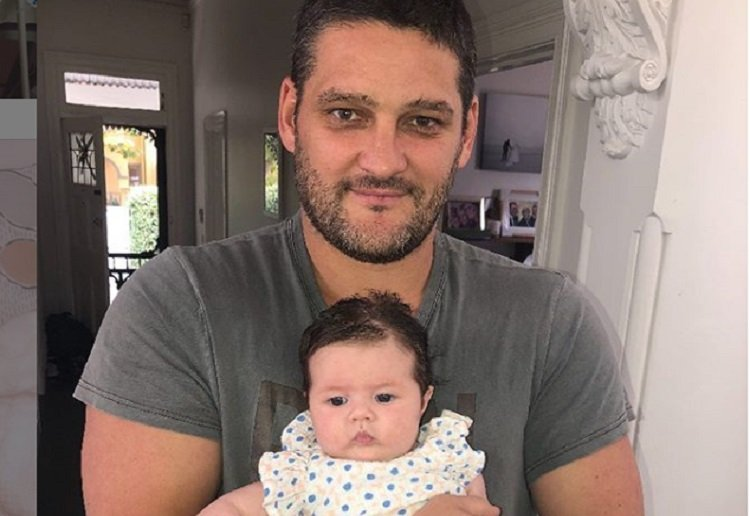 Ellen reviewed Brendan and Alex Fevola Trolled While Baby Tobi in Hospital