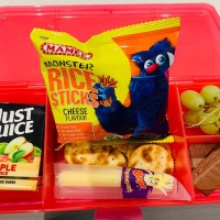 Internet Divided Over This Kindy's Mums First Lunchbox