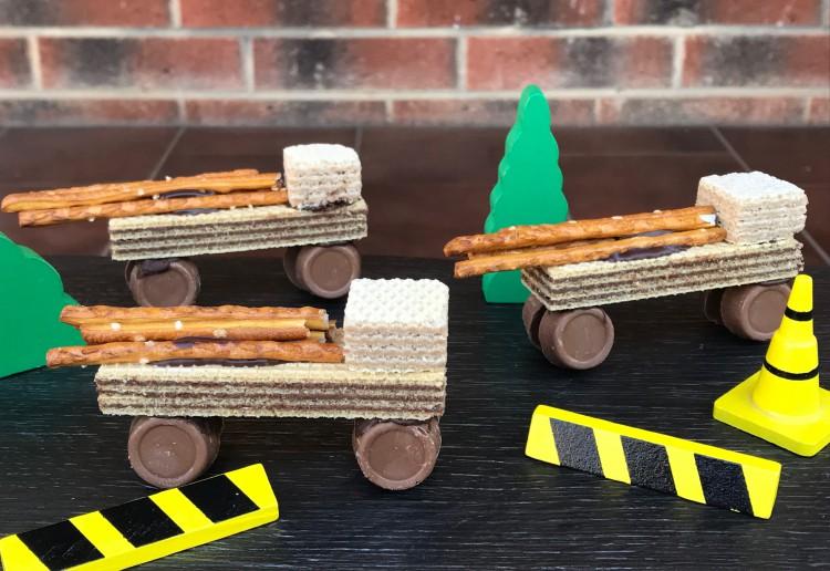 Little Wafer Trucks