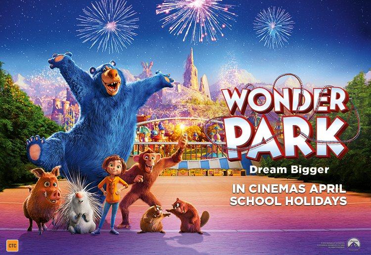 mommygreciangoddess reviewed To Celebrate The Release Of WONDER PARK We Are Giving You The Chance To WIN Tickets