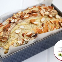 Almond and Banana Loaf